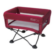 KidCo® DreamPod® Cranberry Bassinet