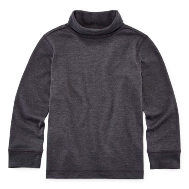 jcpenney.com | Arizona Long-Sleeve Turtleneck Tee - Preschool Boys 4-7