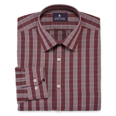 jcpenney.com | Stafford® Travel Broadcloth Dress Shirt