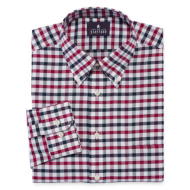jcpenney.com | Stafford® Wrinkle-Free Oxford Dress Shirt