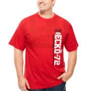 Ecko Unltd.® Big Block Short-Sleeve Tee - Big & Tall