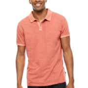 Lee® Short-Sleeve Vintage Cotton Polo - Big & Tall