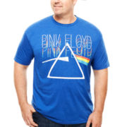 Bioworld® Short-Sleeve Pink Floyd Tee - Big & Tall