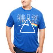 Bioworld® Short-Sleeve Pink Floyd Tee - Big & Tall