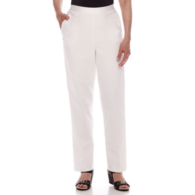 jcpenney.com | Alfred Dunner® Now Solid Pants - Petite