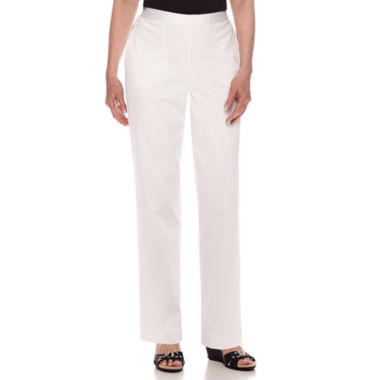 jcpenney.com | Alfred Dunner® Sao Paolo Pull-On Pants - Petite