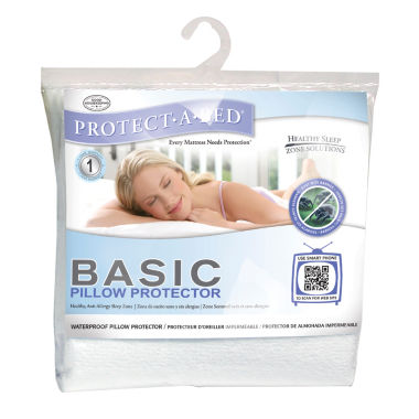 jcpenney.com | Protect-A-Bed® Basic Waterproof Pillow Protector