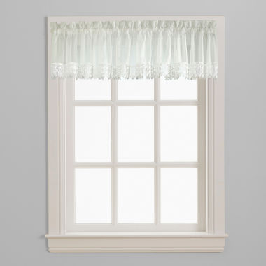 jcpenney.com | Ashlyn Voile Rod-Pocket Window Valance