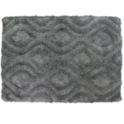 Flow Cotton Bath Rug