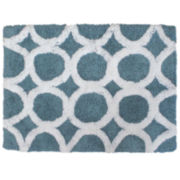 Homewear Linens Olivia Cotton Bath Rug