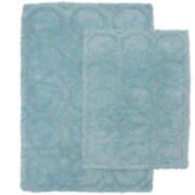 Hartford 2-pc. Cotton Bath Rug Set