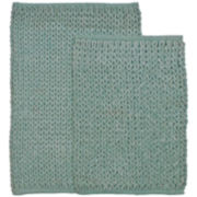 Marina 2-pc. Cotton Bath Rug Set