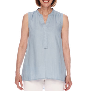 jcpenney.com | Sag Harbor® Baby Blues Sleeveless Shirt