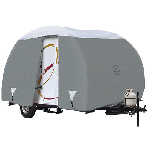 Classic Accessories 80-199-151001-00 PolyPro III R-Pod Travel Trailer Cover, Model 2