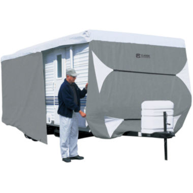 jcpenney.com | Classic Accessories 73763 PolyPro III Travel Trailer & Toy Hauler Cover, Model 7