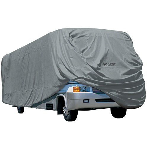 Classic Accessories 80-160-151001-00 PolyPro I Class A RV Cover, Model 2