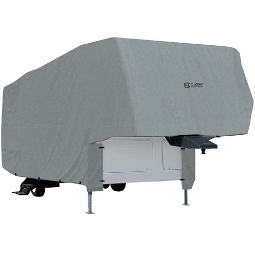 Classic Accessories 80-154-191001-00 PolyPro I 5th Wheel Cover, Model 6