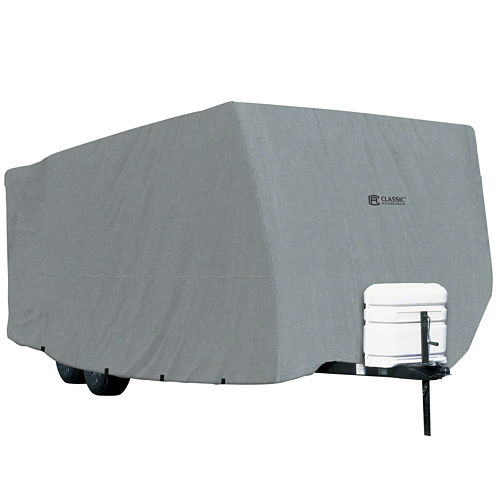 Classic Accessories 80-178-181001-00 PolyPro I Travel Trailer Cover, Model 5