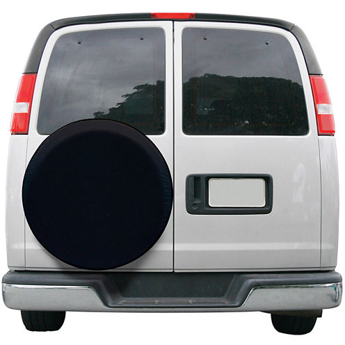Classic Accessories 75387 Universal Fit Spare Tire Cover, Large