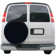 Classic Accessories 80-202-150402-00 Custom Fit Spare Tire Cover, Model 2