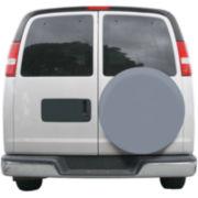 Classic Accessories 80-089-151001-00 Custom Fit Spare Tire Cover, Model 2