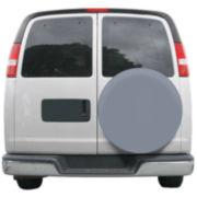 Classic Accessories 80-091-171001-00 Custom Fit Spare Tire Cover, Model 4