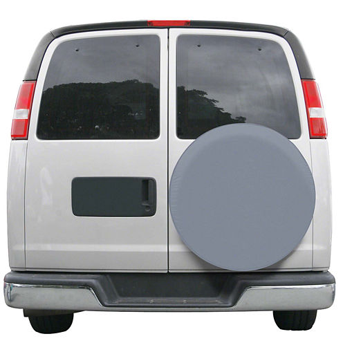 Classic Accessories 80-093-191001-00 Custom Fit Spare Tire Cover, Model 6