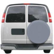 Classic Accessories 80-095-211001-00 Custom Fit Spare Tire Cover, Model 8