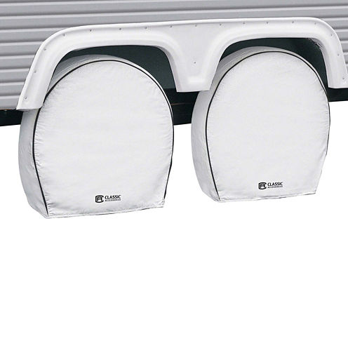 Classic Accessories 80-220-142302-00 RV Deluxe Wheel Cover, Model 1