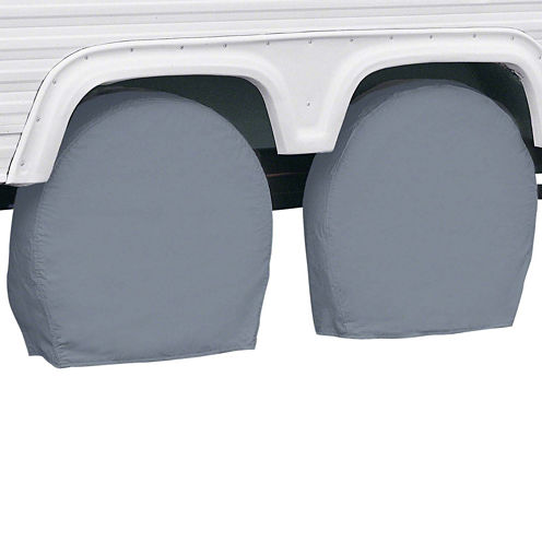 Classic Accessories 80-085-171001-00 RV Wheel Covers, Model 4