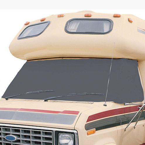 Classic Accessories 80-074-141001-00 RV Windshield Cover, Model 1