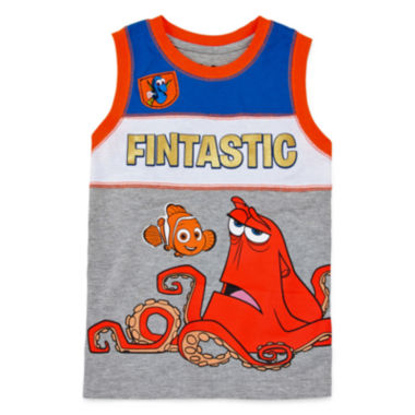 jcpenney.com | Disney Apparel by Okie Dokie® Dory Tank Top - Preschool Boys 4-7