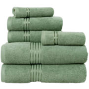 Cambridge Home Hotel 6-pc. Egyptian Cotton Bath Towel Set