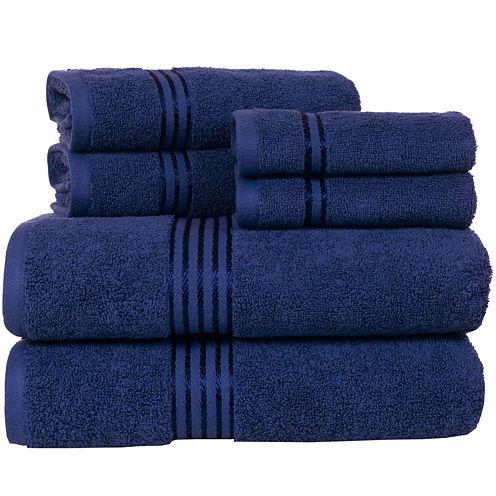 Cambridge Home Hotel 6-pc. Egyptian Cotton Bath Towel Set