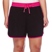 Made for Life™ Mesh Shorts - Plus