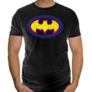Batman Scribble Tee