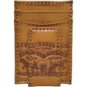 Levi's® Leather Card Case