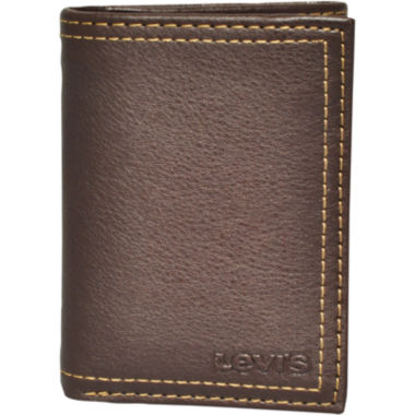 jcpenney.com | Levi's® Leather Trifold Wallet