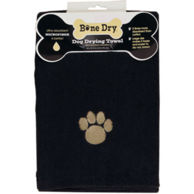 jcpenney.com | Microfiber Embroidered Pet Towel