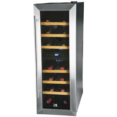 Kalorik 21 Bottle Dual Temp Wine Cooler