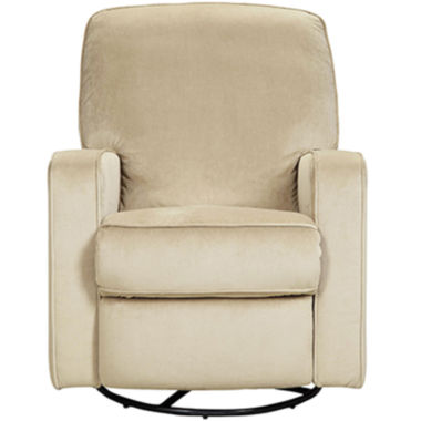 jcpenney.com | Sutton Swivel Glider Recliner - Stella Straw
