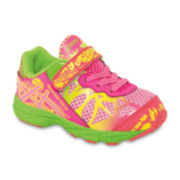 Asics® Noosa Tri 9 Girls Running Shoes - Toddler