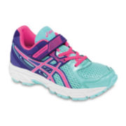 Asics® GEL-Contend 2 Girls Running Shoes - Little Kids