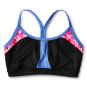 Xersion™ Y Back Colorblock Sports Bra - Girls 8-18