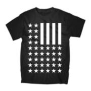 Stars and Stripes Graphic Tee