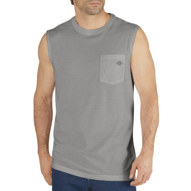 jcpenney.com | Dickies® Dri-Release® Sleeveless Pocket Tee