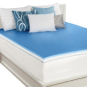 "Sealy® 3"" Memory Foam Mattress Topper"