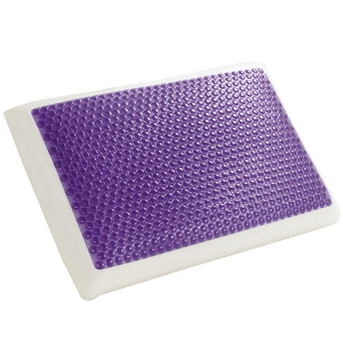 Comfort Revolution Bubble Gel Memory Foam Pillow