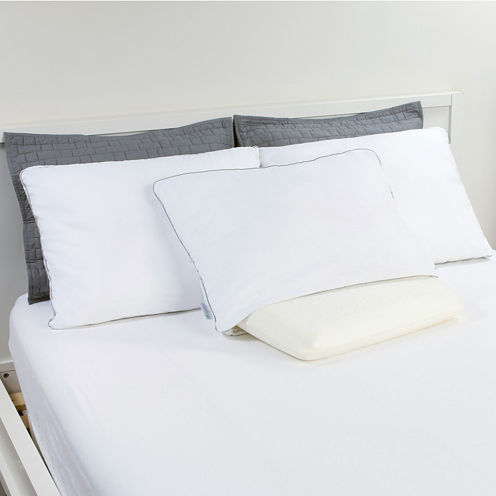 Comfort Revolution Memory Foam Core Pillow