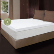 "Comfort Revolution 3"" Memory Foam Mattress Topper"